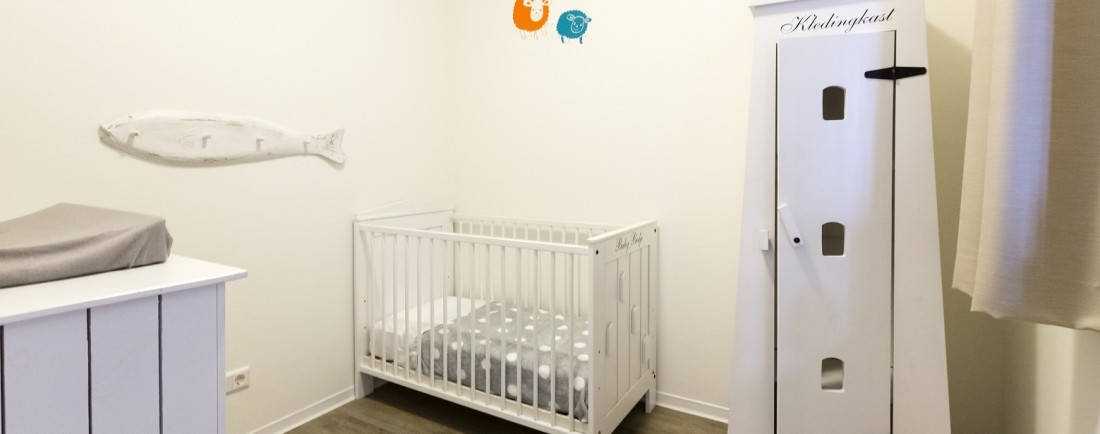Fully equipped Baby Suite